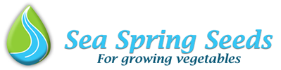 Sea Spring Seeds - for growing vegetables