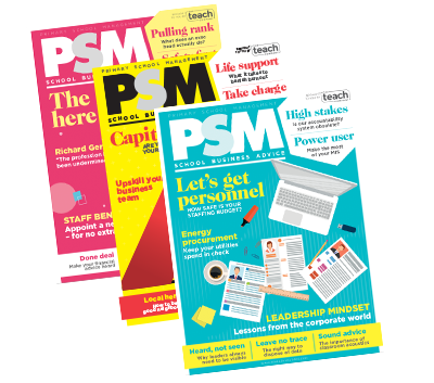 PSM Front Page