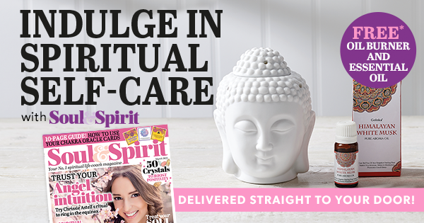 6 issues for £29.99 when you subscribe to Soul and Spirit magazine  | Terms & Conditions apply - click through for details