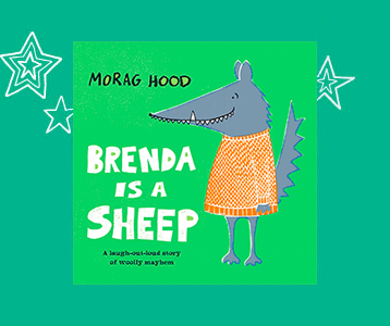 Brenda is a Sheep, Morag Hood