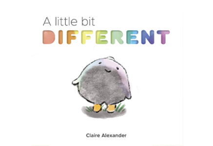 A Little Bit Different, Claire Alexander