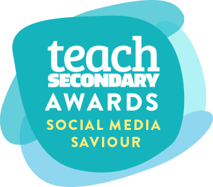 teach secondary awards sociaal media saviour