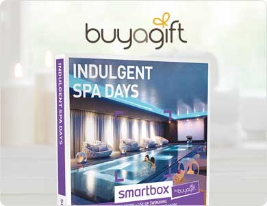 buyagift - indulgent spa days smartbox