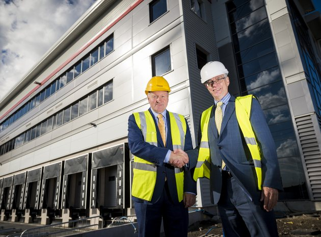 Sahara's rapid growth prompts move to new 'state-of-the- art' premises