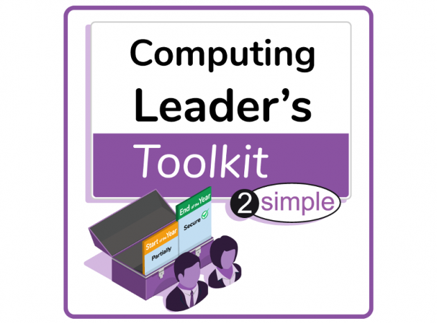 Download your Free Computing Leader's Toolkit from 2Simple