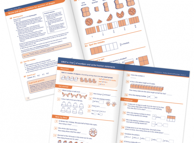 Product review: Schofield & Sims Fractions, Decimals & Percentages