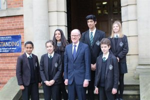 Nick Gibb and Ed Miliband join national campaign to inspire state students to success