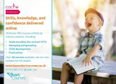 Get Expert-Led Childcare CPD Online And Train At Your Own Pace
