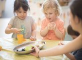 Aberdeen Park Nursery's Nutrition Success with The Early Years Nutrition Partnership