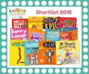 Win a Set of 12 Books of this Year's Laugh Out Loud Award Nominees