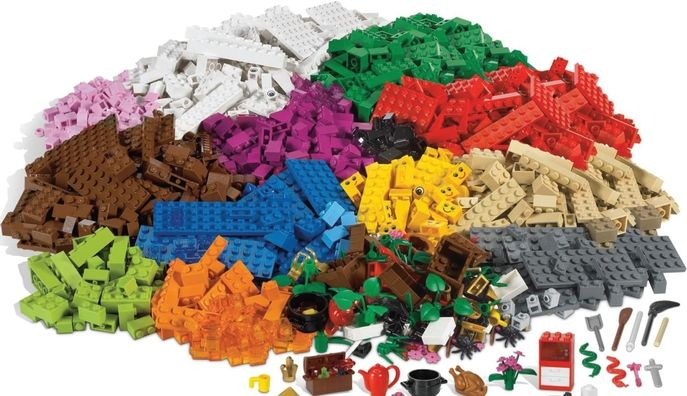 Lego Challenge Build To Order Lesson Plan Incorporating Lego