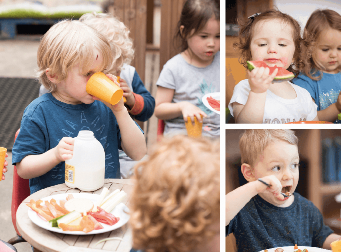 4 Reasons why you Should Take Expert Advice when Planning your Nursery's New Menus