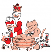 KS1 Book Topic – Use The Cat And The King To Explore Everyday Issues Children To Which Can Relate