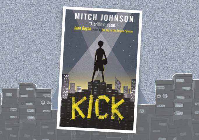 KS2 Literacy Book Topic – Explore Poverty, Inequality and Crime Against the Backdrop of Football in Kick